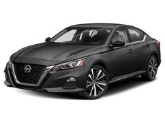 2019 Nissan Altima 2.5 SR AWD Sedan Sedan