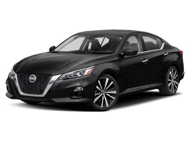 New 2019 Nissan Altima 2.5 SV Sedan for sale in Grand Junction