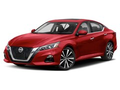 New 2019 Nissan Altima 2.5 SV Sedan in St Albans VT