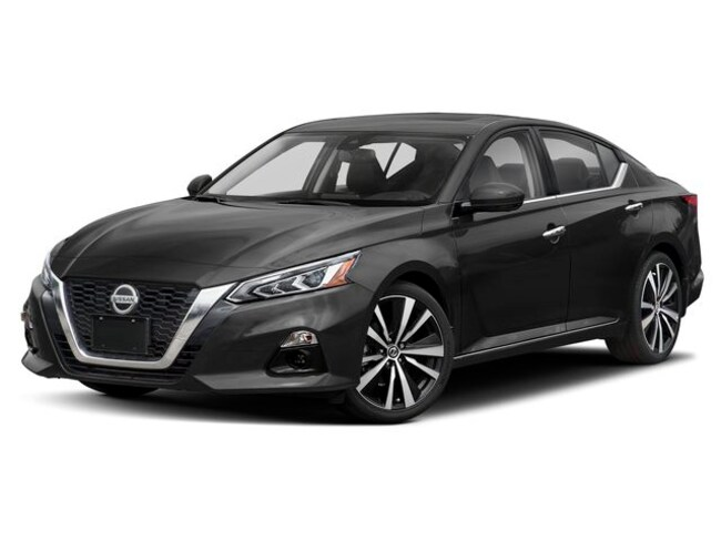 New 2019 Nissan Altima 2.5 SL Sedan in South Burlington