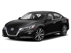 New 2019 Nissan Altima 2.5 SL Sedan in St Albans VT