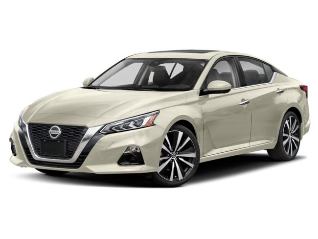 New 2019 Nissan Altima 2.5 SL Sedan in Lebanon NH