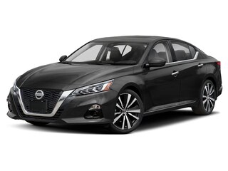 New 2019 Nissan Altima 2.5 Platinum Sedan in Lebanon NH