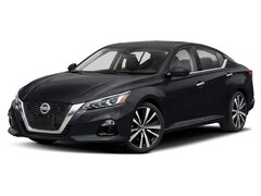 2019 Nissan Altima 2.5 Platinum AWD Sedan sedan