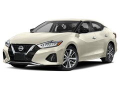 New 2019 Nissan Maxima SL Sedan Winston Salem, North Carolina