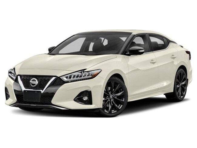New 2019 Nissan Maxima 3.5 SR Sedan in Chattanooga