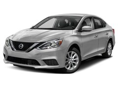 New 2019 Nissan Sentra S Sedan in South Burlington