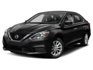 New 2019 Nissan Sentra S Sedan for sale in Roswell, GA at Regal Nissan