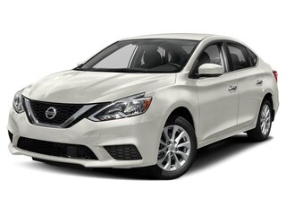 New 2019 Nissan Sentra S Sedan for sale near you in Logan, UT