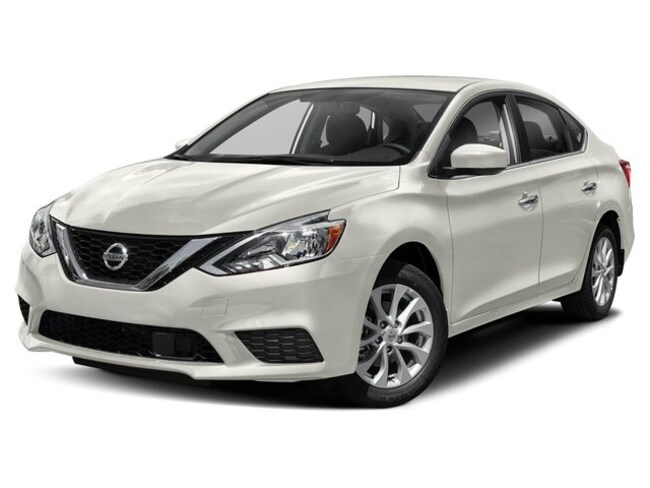 New 2019 Nissan Sentra S Sedan Hickory, North Carolina