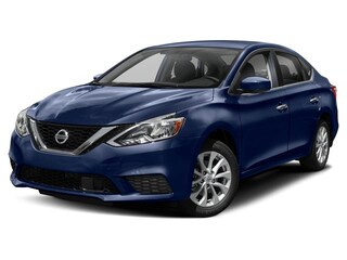 New cars, trucks, and SUVs 2019 Nissan Sentra S Sedan for sale near you in Logan, UT