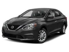 New 2019 Nissan Sentra SV Sedan Savannah