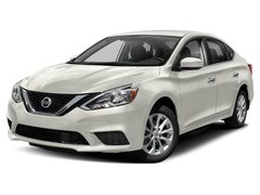 New 2019 Nissan Sentra SV Sedan in St Albans VT
