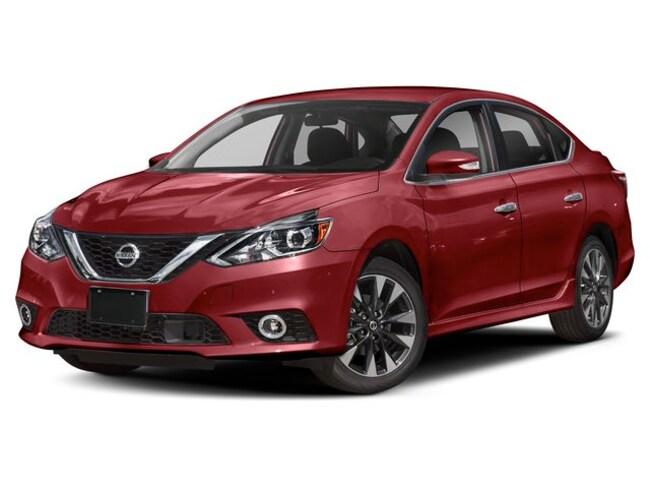 2019 Nissan Sentra SR CVT