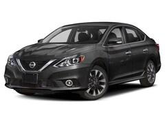 New 2019 Nissan Sentra SR Turbo Sedan Hickory, North Carolina
