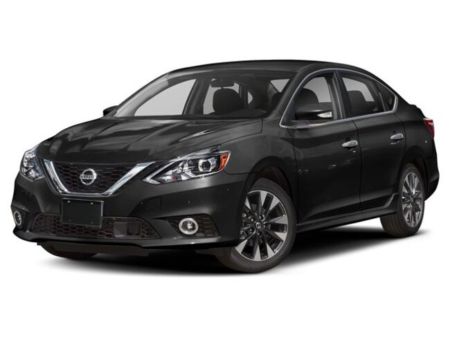 New 2019 Nissan Sentra SR Turbo Sedan Hickory, North Carolina