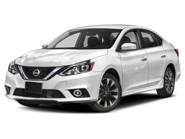 New 2019 Nissan Sentra SR Turbo Sedan Ames, IA