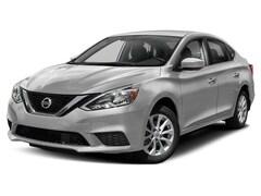 New 2019 Nissan Sentra SV Sedan For sale in Ames, IA