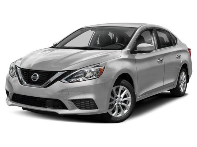 New 2019 Nissan Sentra SV Sedan Bronx