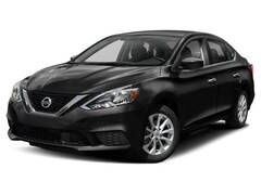 New 2019 Nissan Sentra SV Sedan 3N1AB7AP5KY444831 for sale near you in Mesa, AZ