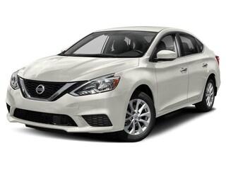 New 2019 Nissan Sentra SV Sedan Ames, IA