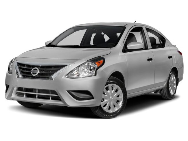New 2019 Nissan Versa 1.6 S+ Sedan in Bedford TX