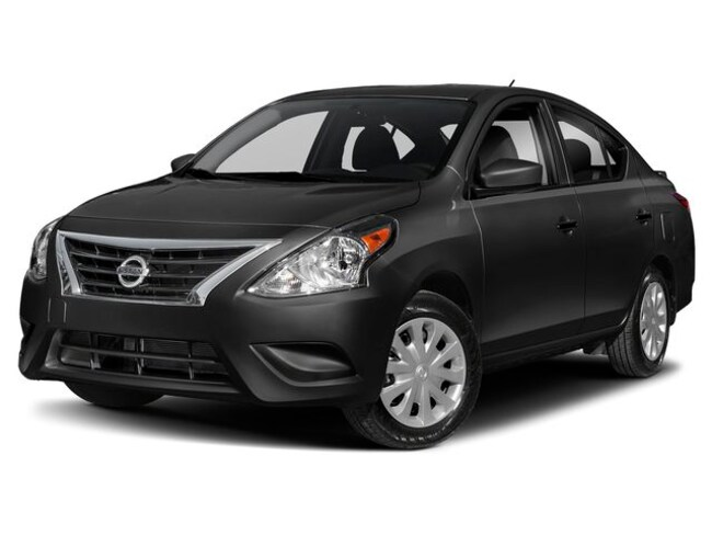2019 Nissan Versa Sedan S Plus Sedan