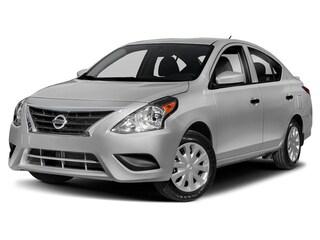 New 2019 Nissan Versa 1.6 SV Sedan Ames, IA