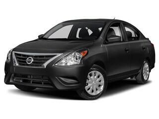 2019 Nissan Versa 1.6 SV Sedan