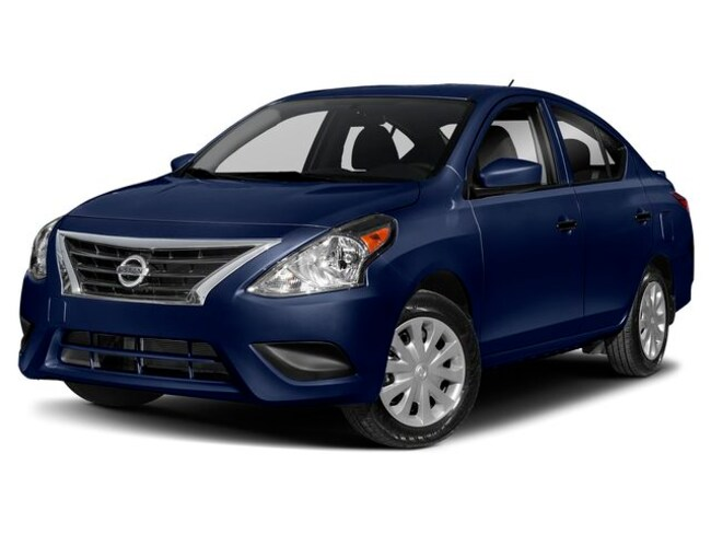 New 2019 Nissan Versa 1.6 SV Sedan near Honolulu, Hawai