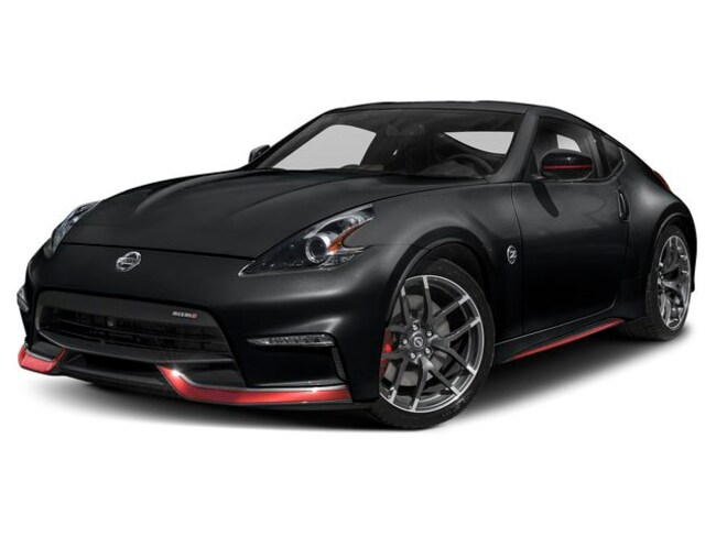 New 2019 Nissan 370z Nismo Coupe Magnetic Black For Sale In