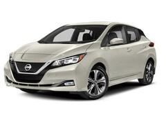 New 2019 Nissan LEAF S Hatchback in South Burlington