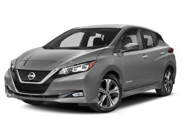 New 2019 Nissan LEAF Hatchback SV Brilliant Silver For Sale | Medford OR  Lithia Auto Stores | Stock: KC302505