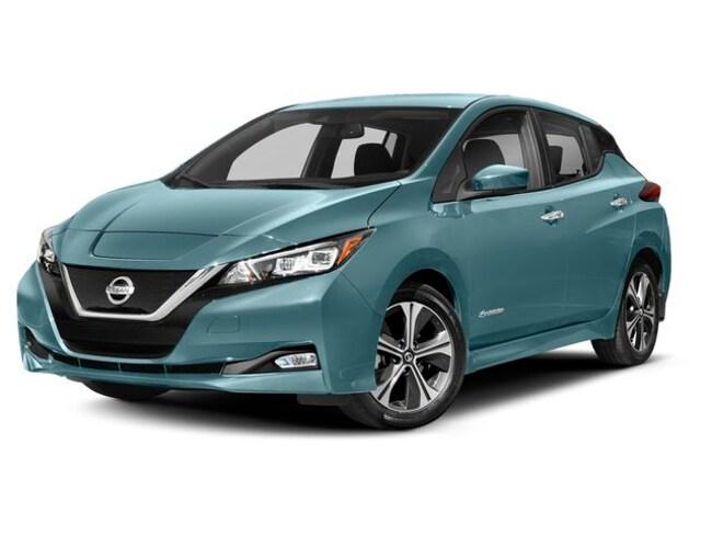2019 Nissan LEAF SV Hatchback [TE1, L92, E10, AL2, G-0, M10, FL2, CAR, V01, KBR, X02] For Sale in Swazey, NH