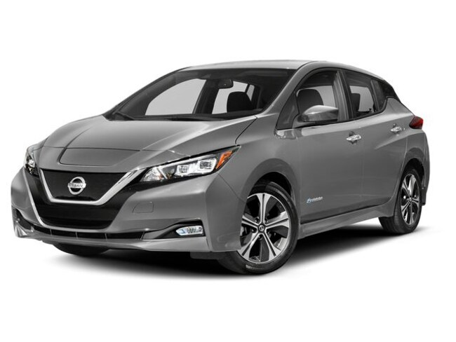 New 2019 Nissan LEAF SL Hatchback in Walnut Creek, CA
