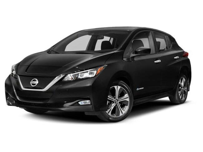 in Doylestown, PA 2019 Nissan LEAF SL Hatchback New