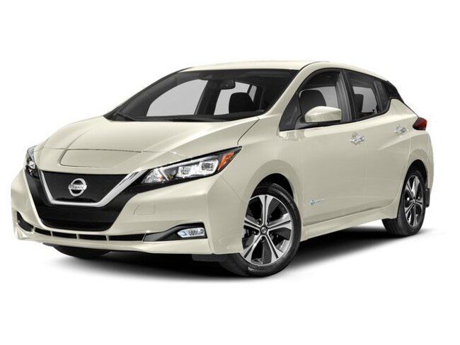 New 2019 Nissan LEAF SL Hatchback near Honolulu, Hawai