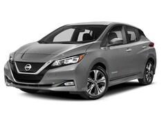 New 2019 Nissan LEAF S PLUS Hatchback in Louisville, KY