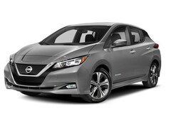 New 2019 Nissan LEAF SV PLUS Hatchback 1N4BZ1CP1KC310002 for sale near you in Mesa, AZ