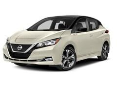 New 2019 Nissan LEAF SV PLUS Hatchback for sale in CT