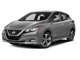 New 2019 Nissan LEAF SL PLUS Hatchback for sale near you in Corona, CA