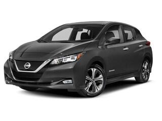 New 2019 Nissan LEAF SL PLUS Hatchback 7190487 in Victorville, CA