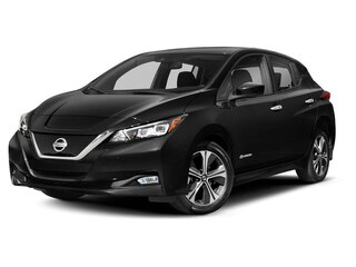 2019 Nissan LEAF SL PLUS SL PLUS Hatchback
