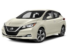New 2019 Nissan LEAF SL PLUS Hatchback 1N4BZ1CP8KC316685 for sale near you in Mesa, AZ