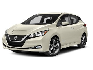 2019 Nissan LEAF SL PLUS Hatchback 1N4BZ1CP4KC309684 15859N