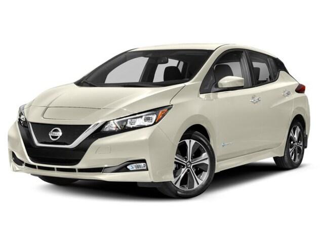 2019 Nissan LEAF SL Plus Hatchback
