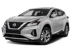 New 2019 Nissan Murano SV SUV Concord, North Carolina