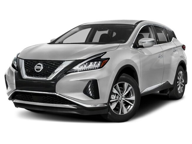 New 2019 Nissan Murano SV SUV Hickory, North Carolina