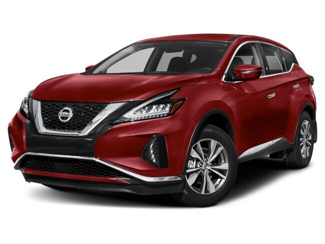 New 2019 Nissan Murano SV SUV in Bedford TX
