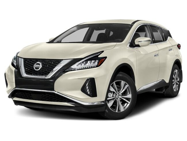 New 2019 Nissan Murano SV SUV in Newport News, VA